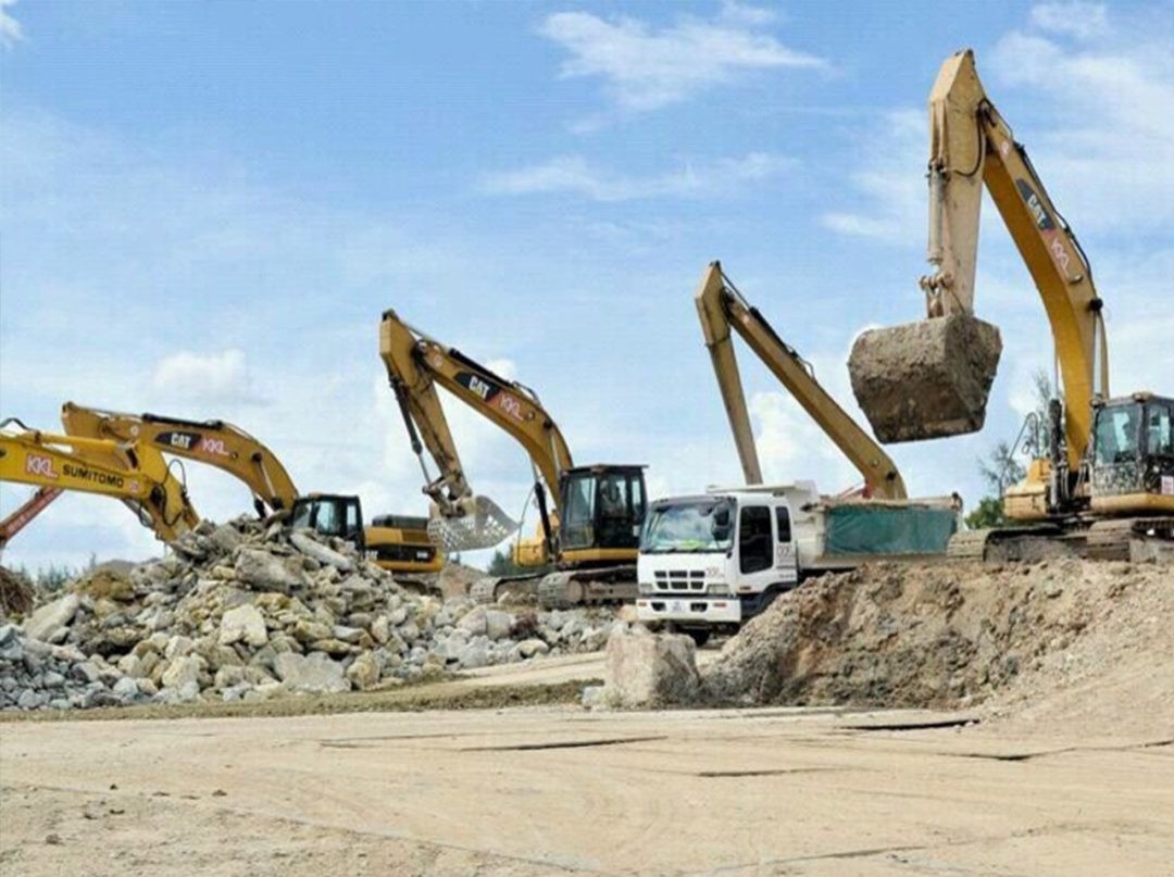 Construction Waste Disposal In Singapore
