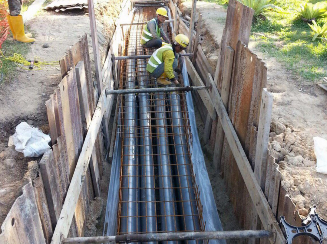 Cable & Pipe Laying (Installation) Contractor In Singapore