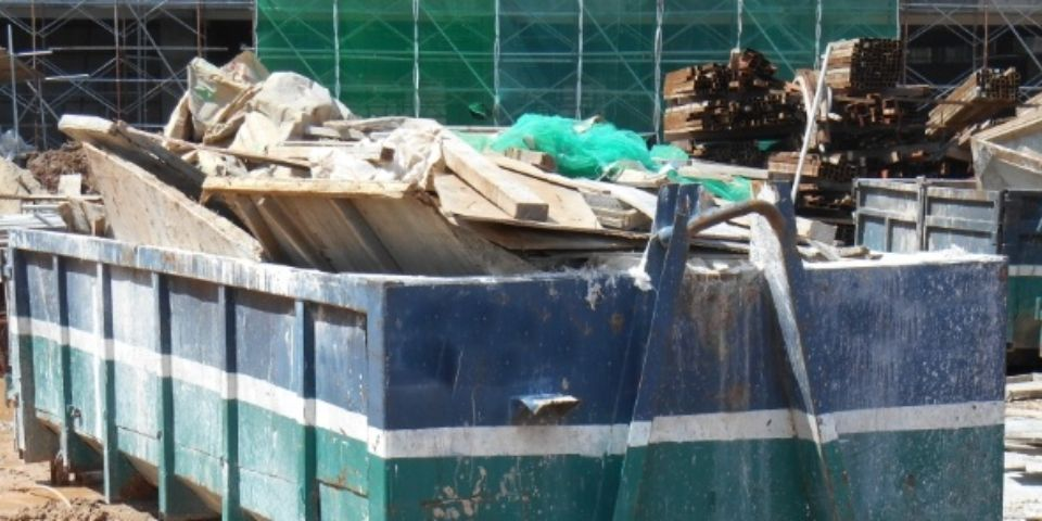 construction soil bin rental singapore