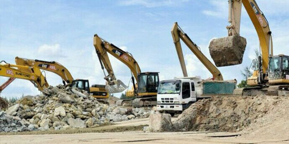 construction waste disposal singapore
