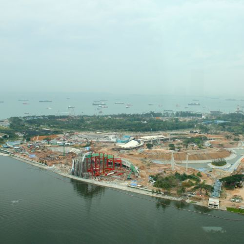 Construction Waste Disposal Service Contract With Marina Bay Sands